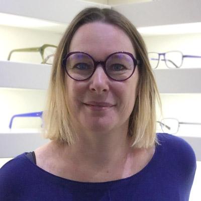 Stephanie Ramonville Opticien Maud