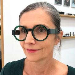 Frédérique Roanne Opticien Arbez