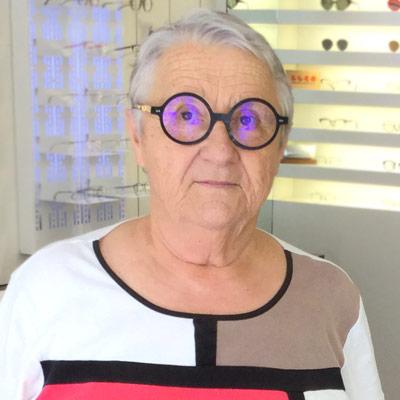 Huguette Ramonville Opticien Maud