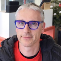 Laurent mondonville lunettes brissaud opticien