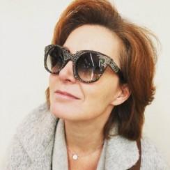 Sylvie Namur lunettes opticien Dieu