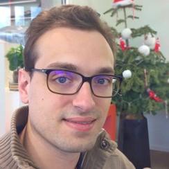 Jean-Francois Mondonville Lunettes Brissaud Opticien