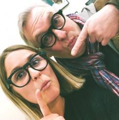 Fred Namur lunettes Dieu Opticien