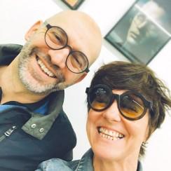 Olivier Sophie Namur lunettes Dieu Opticien
