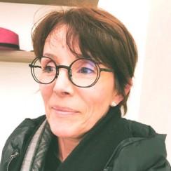 Véronique Namur lunettes Dieu Opticien