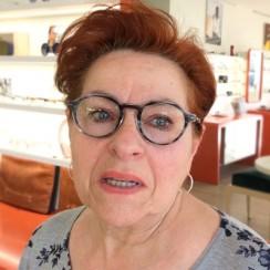Josiane Mondonville Lunettes Brissaud Opticiens