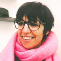 Sandra Namur lunettes Dieu Opticien