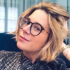 Camille Namur lunettes Dieu Opticien