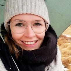 Constance Namur lunettes Dieu Opticien