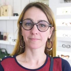 Isabelle Ramonville Saint-Agne Lunettes Maud Opticiens