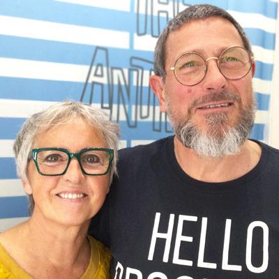 Brigitte Gilles Ramonville lunettes Maud Opticien