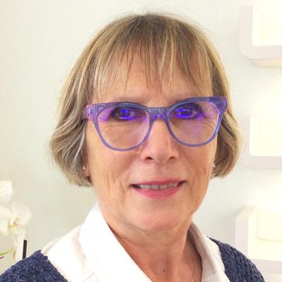 Daniele Mondonville lunettes Brissaud Opticien