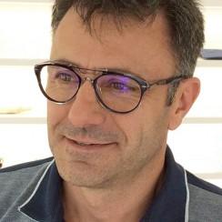 Fabrice Mondonville lunettes Brissaud Opticien
