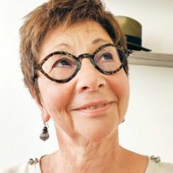 Agnes Namur lunettes Benoit dieu opticien