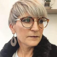 Concetta Namur lunettes Benoit Dieu Opticien