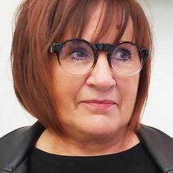 Martine Namur lunettes Dieu Opticien